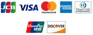 滋賀県彦根市の美容院ブブは、クレジットカードもご利用いただけます。